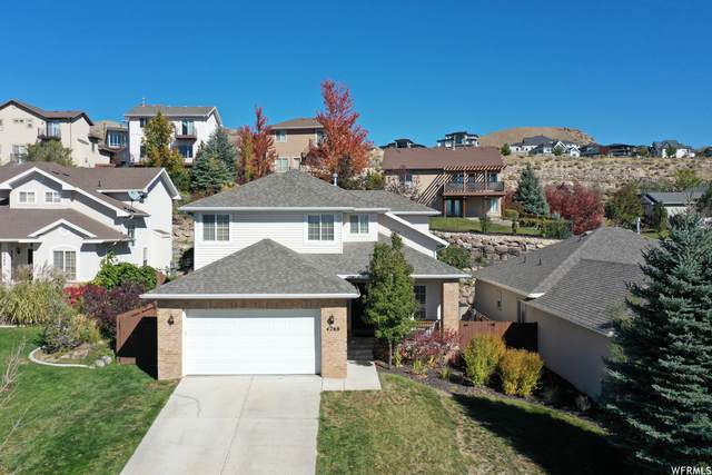 4268 N Pheasant Run Ct, Lehi, UT 84043 (#1774684) :: Berkshire Hathaway HomeServices Elite Real Estate