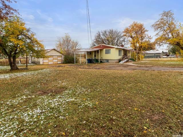 658 E Chalk Creek Rd, Coalville, UT 84017 (#1774862) :: Bear Phelps Group