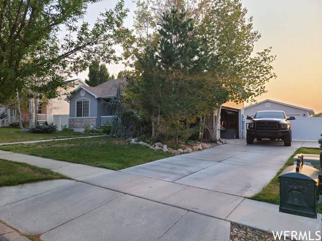 1865 N 120 W, Tooele, UT 84074 (#1774911) :: Doxey Real Estate Group