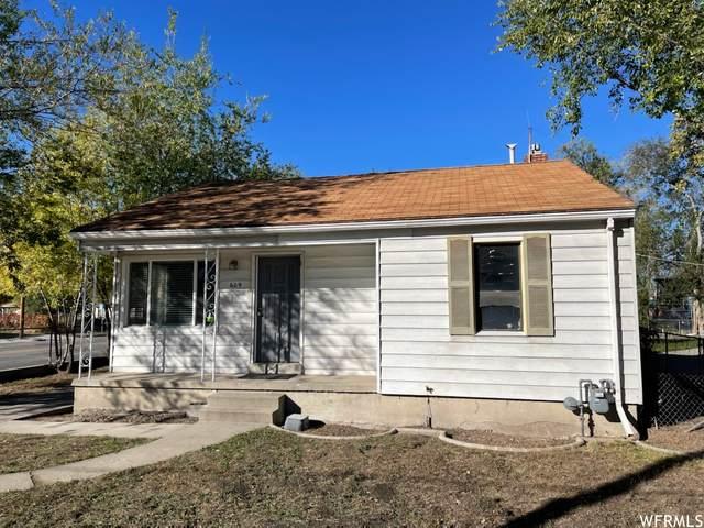 609 N 1400 W, Salt Lake City, UT 84116 (#1774918) :: Pearson & Associates Real Estate