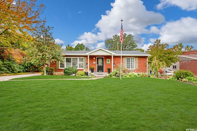 1240 Westwood Rd, Bountiful, UT 84010 (#1774962) :: Exit Realty Success