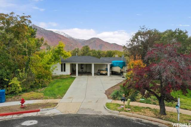 5720 Oakwood Dr, South Ogden, UT 84405 (MLS #1774986) :: Lawson Real Estate Team - Engel & Völkers