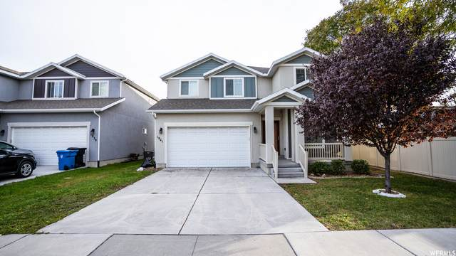 1941 W 4655 S, Taylorsville, UT 84129 (MLS #1775247) :: Lookout Real Estate Group