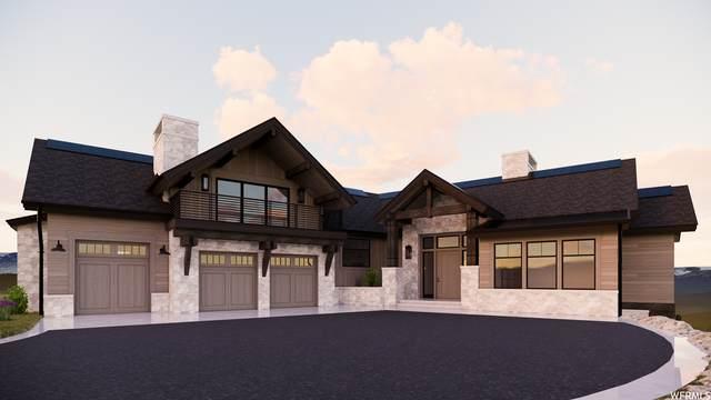 956 N Chimney Rock Rd #282, Heber City, UT 84032 (#1775602) :: Utah Real Estate