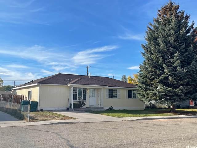 25 N 1100 W, Vernal, UT 84078 (#1776325) :: Utah Real Estate