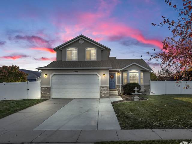 13492 S River Rose Ln W, Riverton, UT 84096 (#1776333) :: The Perry Group