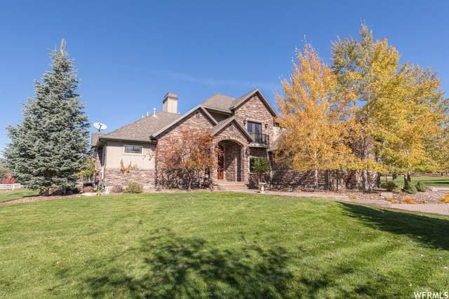 4969 E 1350 S, Heber City, UT 84032 (#1776486) :: Utah Real Estate