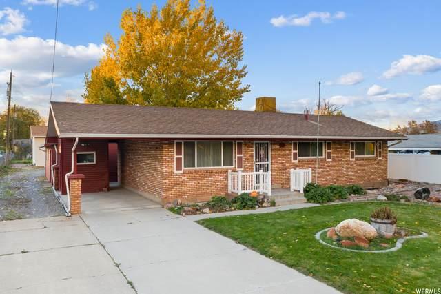 381 N 400 E, Santaquin, UT 84655 (#1776601) :: Utah Real Estate