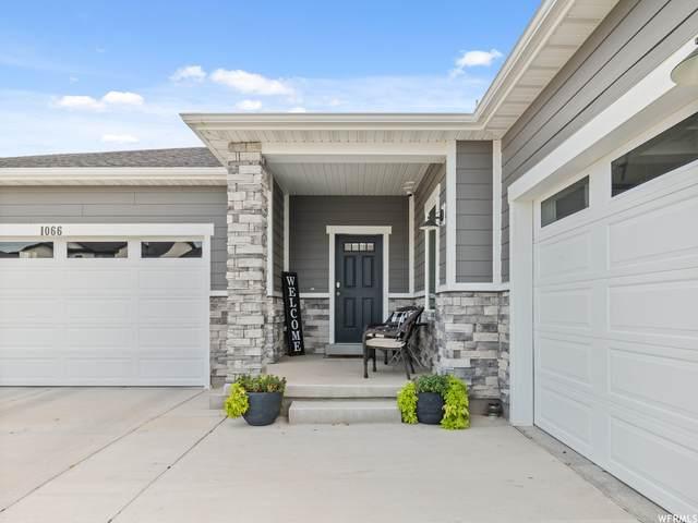 1066 N Golden Spoke Dr, Spanish Fork, UT 84660 (#1776721) :: Pearson & Associates Real Estate