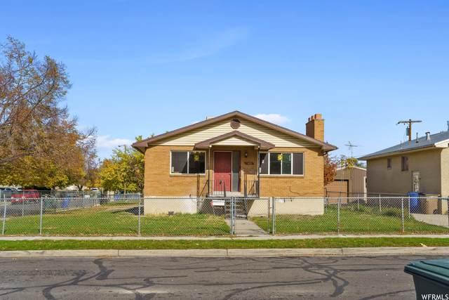 1480 W Gillespie Ave S, Salt Lake City, UT 84104 (#1776759) :: Utah Real Estate
