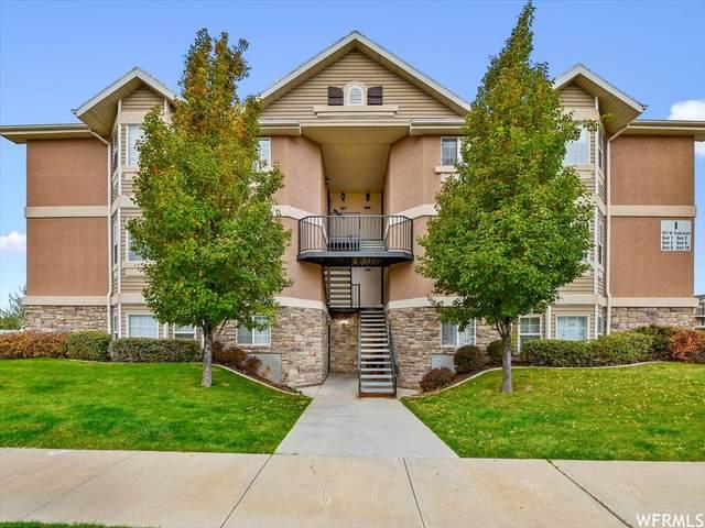 1617 W Treille Ct. I-6, West Valley City, UT 84119 (#1776794) :: Utah Real Estate