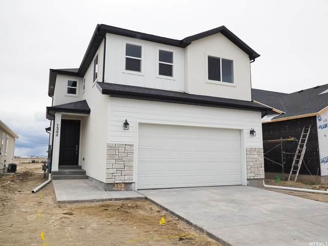1307 E Reichert St #267, Eagle Mountain, UT 84005 (#1776809) :: Utah Dream Properties