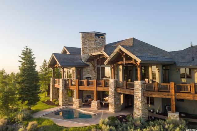 10327 E Aspen Ridge Rd #10, Woodland, UT 84036 (MLS #1688093) :: High Country Properties