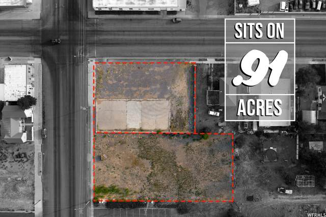 109 S Vernal Ave Ave, Vernal, UT 84078 (#1716908) :: Exit Realty Success