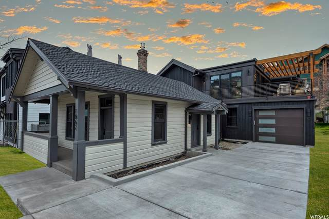 1062 Park Ave, Park City, UT 84060 (#1718671) :: Black Diamond Realty