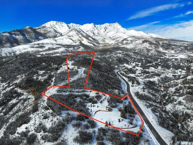 6057 Creekside Dr #20, Mountain Green, UT 84050 (MLS #1721932) :: Summit Sotheby's International Realty