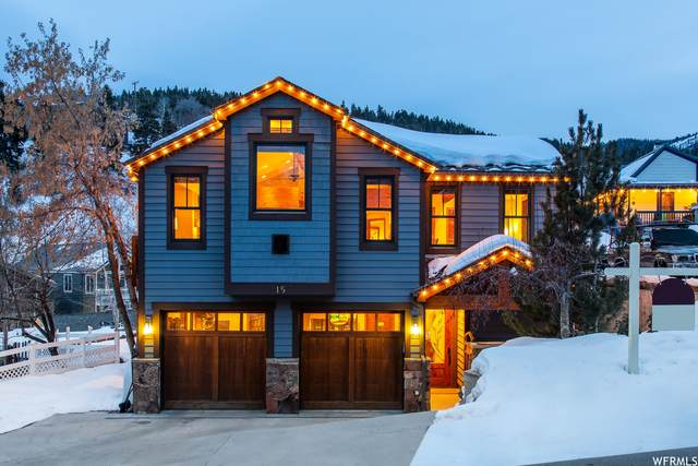 15 King Rd, Park City, UT 84060 (#1722934) :: Utah Dream Properties