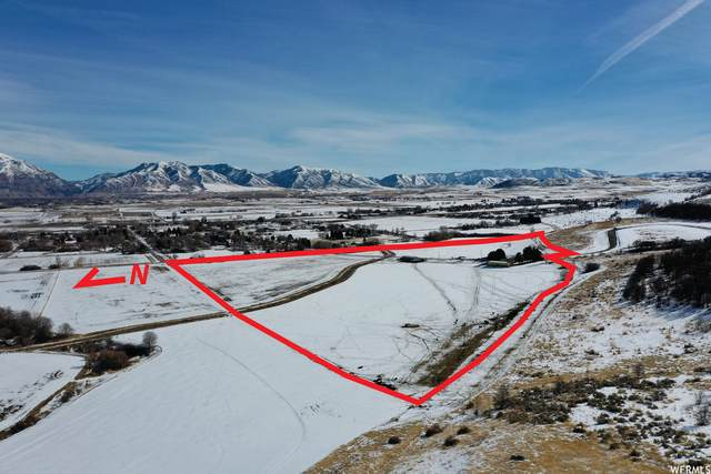 401 W 800 S, Wellsville, UT 84339 (#1723967) :: The Lance Group