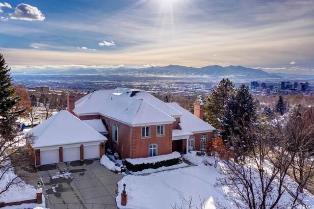 1714 E Fort Douglas Cir, Salt Lake City, UT 84103 (#1724135) :: Utah Dream Properties