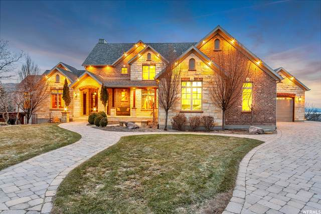 407 W Haleys Lookout, Elk Ridge, UT 84651 (#1724224) :: The Lance Group