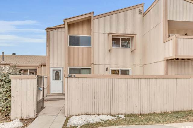 845 S 1650 E B, Clearfield, UT 84015 (#1724302) :: Red Sign Team