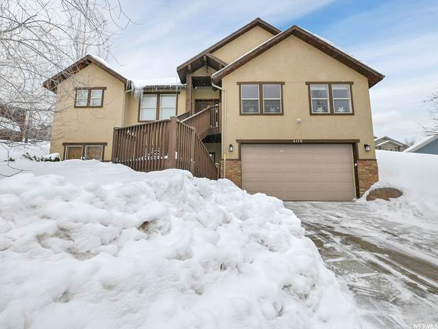 4178 Sunrise Dr, Park City, UT 84098 (#1725013) :: Powder Mountain Realty