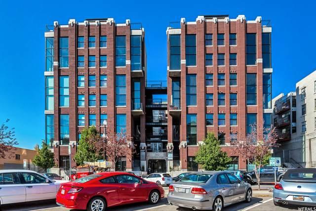 360 W Broadway S #211, Salt Lake City, UT 84101 (#1726208) :: RE/MAX Equity