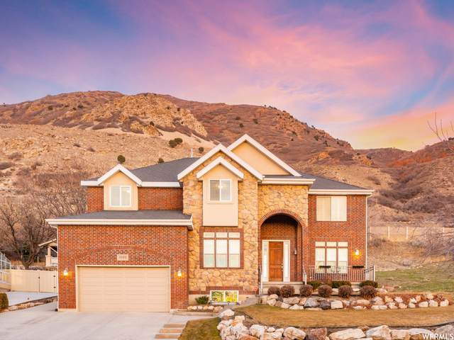 5193 S Alvera Dr, Holladay, UT 84117 (#1726967) :: The Perry Group
