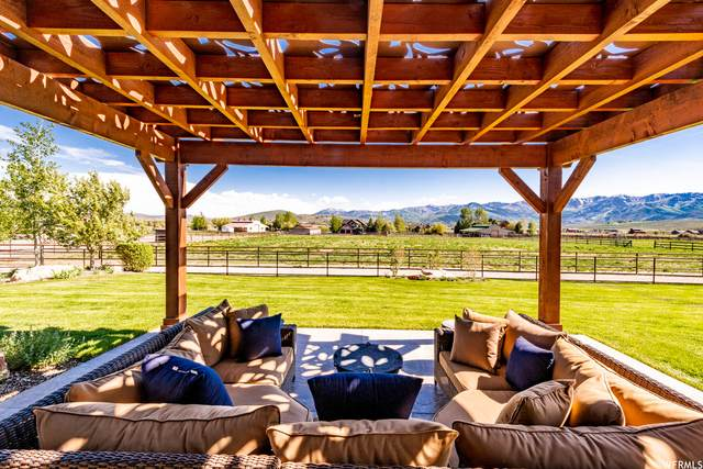 7778 N Greenfield Dr #1, Park City, UT 84098 (#1727083) :: Doxey Real Estate Group