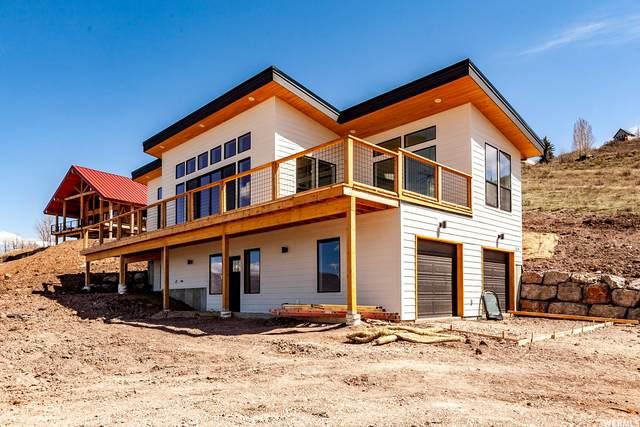 310 E Rockport Aspen Dr #53, Wanship, UT 84017 (MLS #1727348) :: Summit Sotheby's International Realty