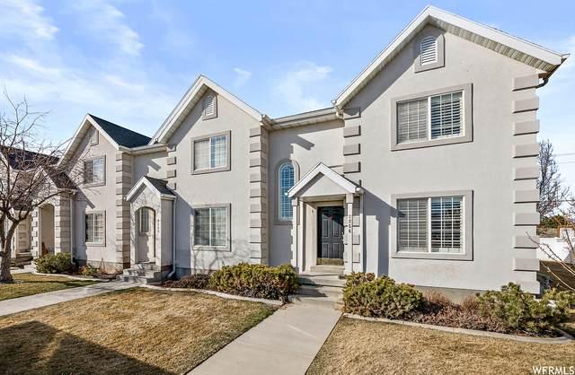 2256 W Davencrest Ln, Taylorsville, UT 84129 (#1727854) :: Colemere Realty Associates
