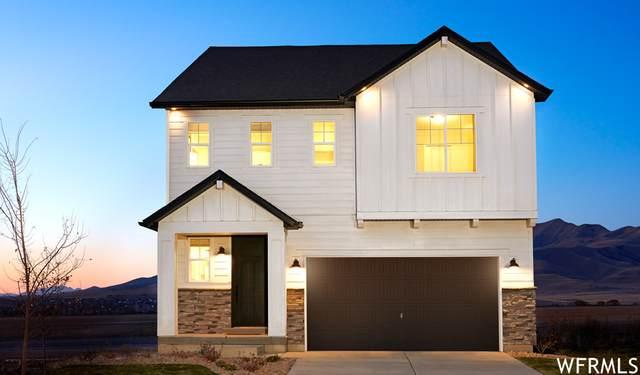 971 W Minuteman Ln S #102, Saratoga Springs, UT 84045 (#1728114) :: C4 Real Estate Team