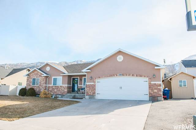 836 S 450 E, Providence, UT 84332 (#1728241) :: Berkshire Hathaway HomeServices Elite Real Estate