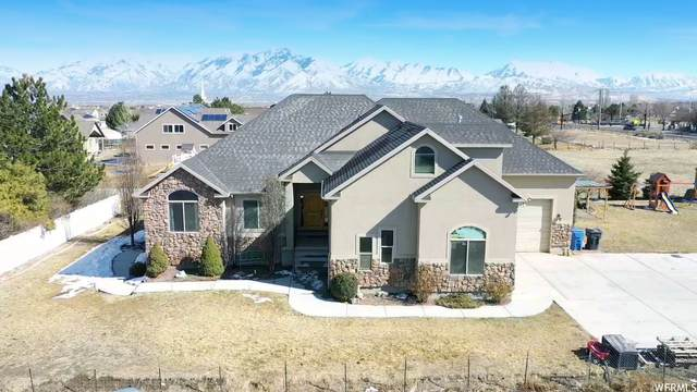 6092 W 13400 S, Herriman, UT 84096 (#1728712) :: The Perry Group