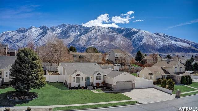 11755 S Canberra Dr, Sandy, UT 84094 (MLS #1731599) :: Lookout Real Estate Group