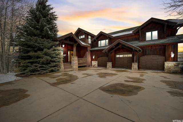 5835 Mountain Ranch Dr, Park City, UT 84098 (#1731724) :: Red Sign Team