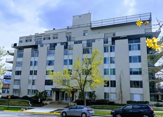 266 E 4TH Ave N #103, Salt Lake City, UT 84103 (#1733151) :: Utah Dream Properties