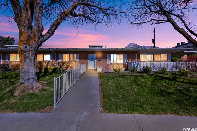 2244 E Carriage Ln #74, Holladay, UT 84117 (#1733157) :: Colemere Realty Associates