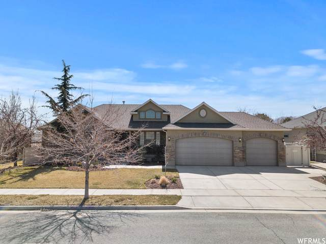 2907 W Sanborn Dr, Riverton, UT 84065 (MLS #1733167) :: Lookout Real Estate Group