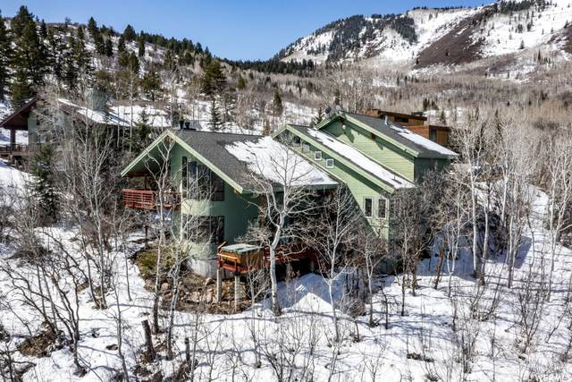 2460 Iron Mountain Dr #45, Park City, UT 84060 (#1733617) :: Berkshire Hathaway HomeServices Elite Real Estate