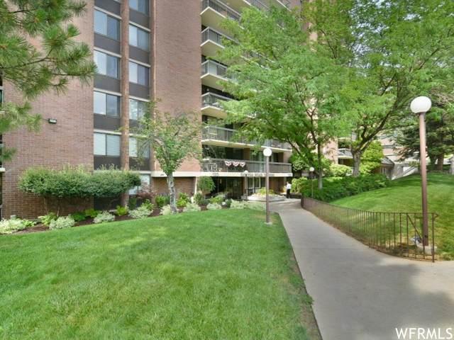 123 E 2ND Ave N #515, Salt Lake City, UT 84103 (#1734035) :: Colemere Realty Associates