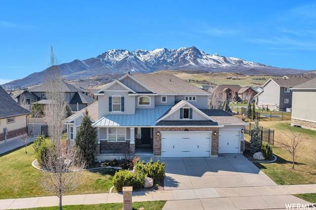 5925 N Rollins Ranch Rd, Mountain Green, UT 84050 (#1734337) :: Doxey Real Estate Group