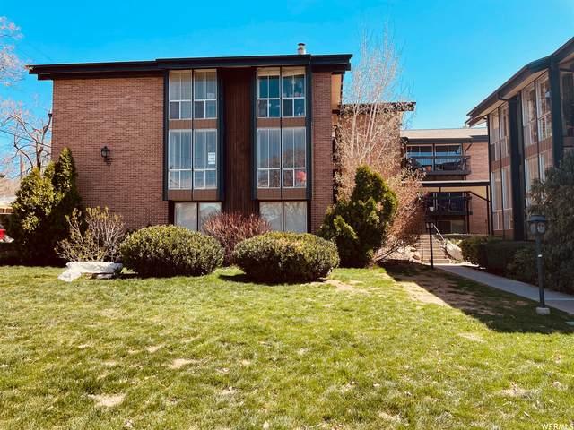251 S 700 E #11, Salt Lake City, UT 84102 (#1734411) :: Utah Dream Properties