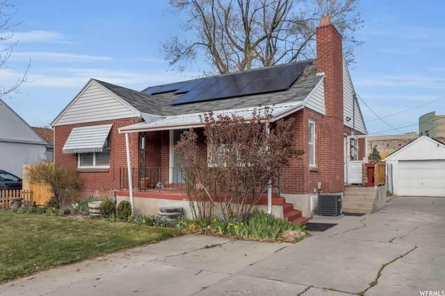 2813 S 800 E, Salt Lake City, UT 84106 (#1734491) :: Pearson & Associates Real Estate