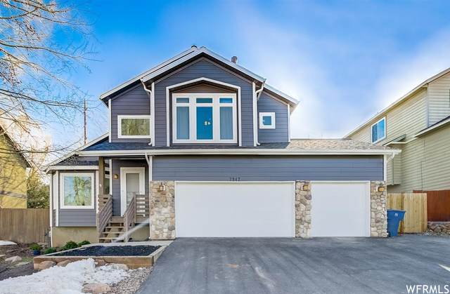 7947 N Springshire Dr, Park City, UT 84098 (#1734877) :: The Fields Team