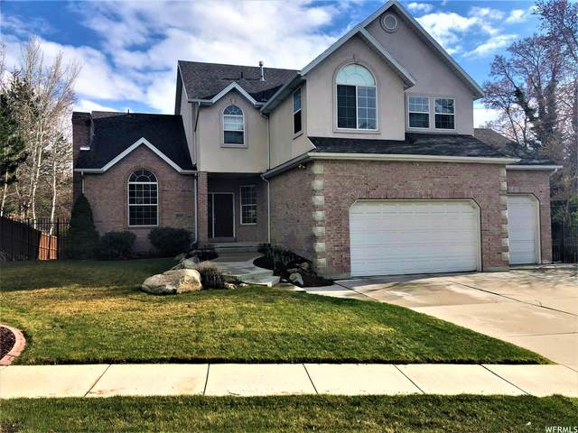 2602 E Tuxedo Cir S, Cottonwood Heights, UT 84093 (#1735149) :: REALTY ONE GROUP ARETE