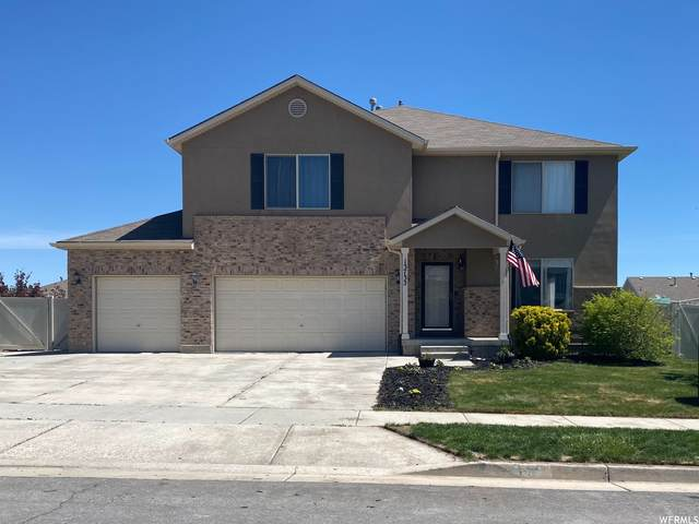 13733 S Rosie Ln, Herriman, UT 84096 (#1736177) :: Black Diamond Realty