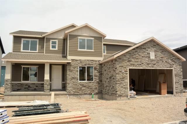 1584 W Brushline Ln S #124, South Jordan, UT 84095 (#1736404) :: Utah Best Real Estate Team | Century 21 Everest
