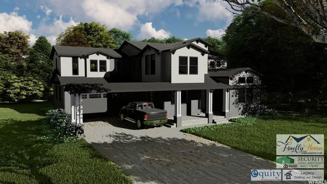 3501 S Meadowlark Ln, Saratoga Springs, UT 84045 (#1736524) :: C4 Real Estate Team