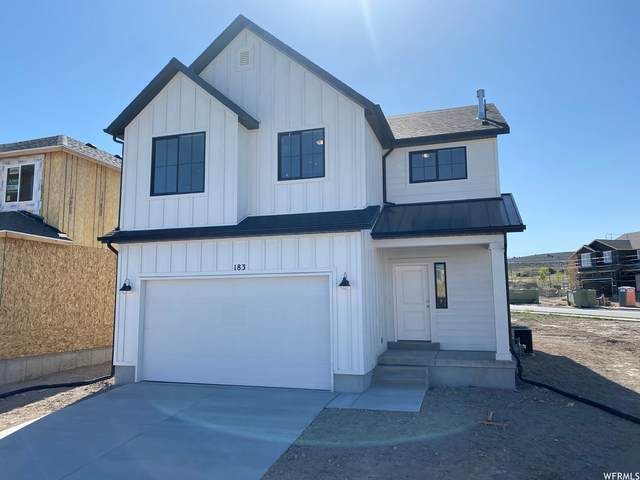 192 N Concord View Way #160, Saratoga Springs, UT 84045 (#1736848) :: goBE Realty